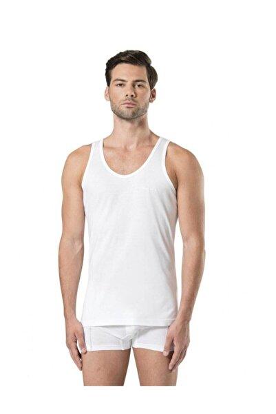 Yıldız İç Giyim 2001 Erkek Penye Atlet Beyaz