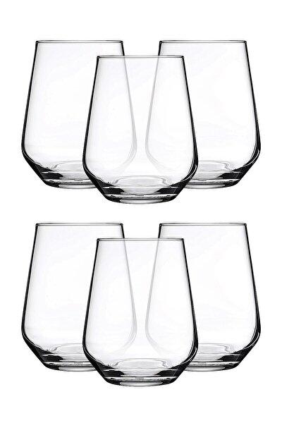 Paşabahçe Allegra Su Bardağı 6'lı 41536