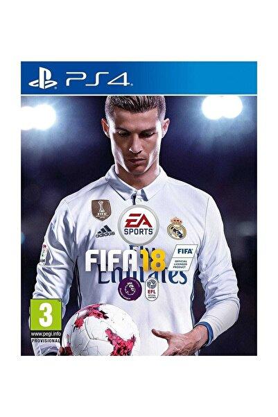 Electronic Arts Fifa 18 - Türkçe Menü Ps4 Oyun