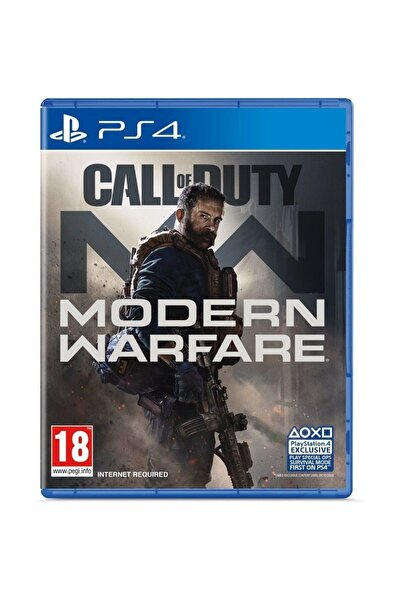 ACTIVISION Call Of Duty Modern Warfare Ps4 Oyun
