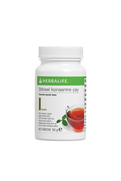 Herbalife Bitkisel Konsantre Çay Klasik