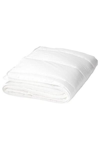 IKEA Len Bebek Yorganı Beyaz