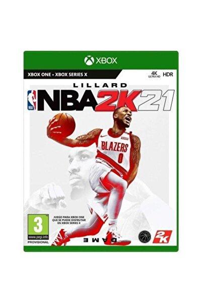 2K Nba21 Xbox One Nba 21