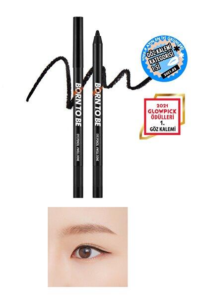 Missha 30 Saat Dayanıklı, Akma Yapmayan,kalemtraşlı Jel Göz Kalemi Eye Pencil Well Done (matt Black)