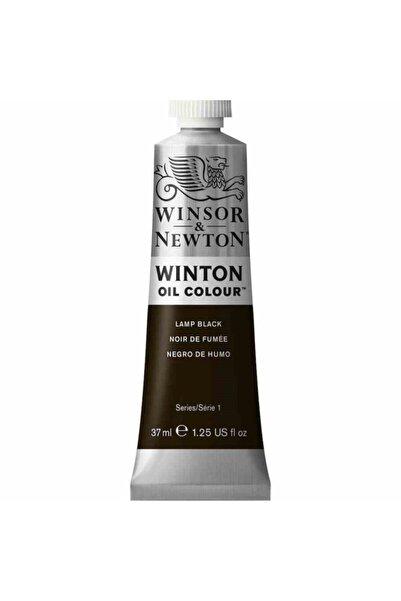 Winsor Newton Winsor & Newton Winton Yağlı Boya 37 Ml. 25 Lamp Black