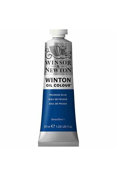 Winsor Newton Winsor&newton Winton Yağlı Boya 37ml Prussian Blue 538 (33)