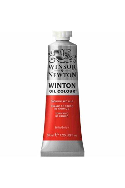 Winsor Newton Winsor&newton Winton Yağlı Boya 37ml Cadmium Red Hue 095 (5)