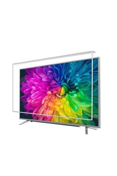 """Etiasglass 55"""" 140 Ekran Tv Ekran Koruyucu Ekran Koruma Paneli 3mm"""