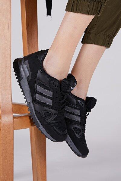 Tonny Black Unisex Siyah Sneaker TB282-0
