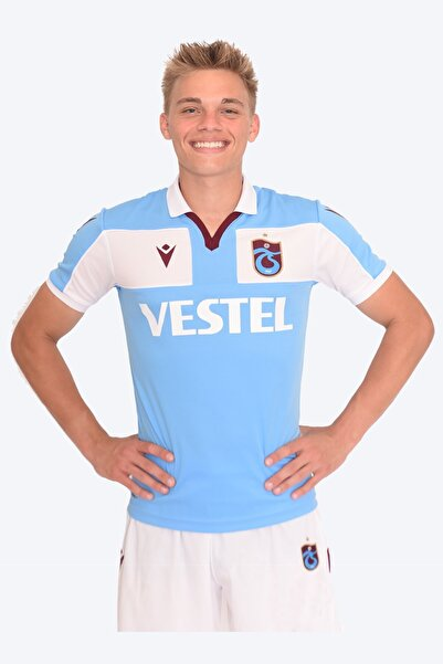 Trabzonspor 2021-2021 Macron Forma Mavi