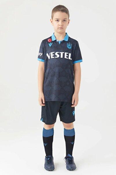 Trabzonspor Macron Forma Jakarlı Çocuk