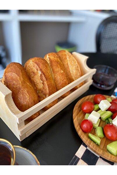 YUNUSOĞLU HOME Ahşap Ekmeklik Doğal Çam