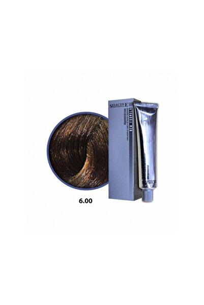 Selective Professional Selective 6,00 Koyu Kumral Saç Boyası 60ml