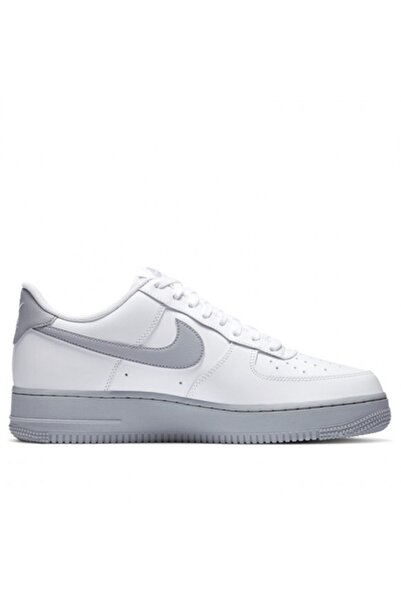 Nike Air Force 107 Erkek Beyaz Sneaker Ayakkabı Ck7663-104