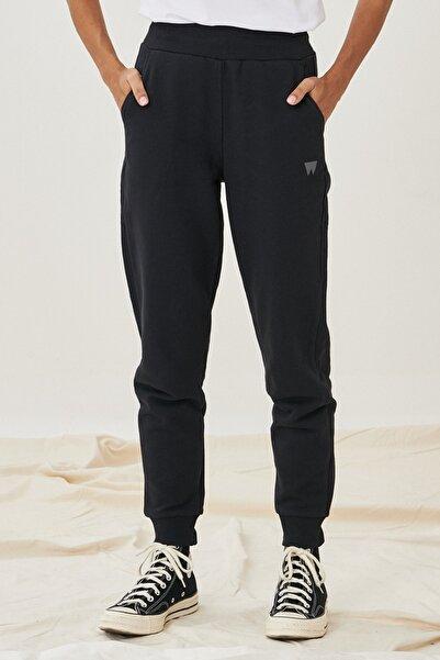 WRANGLER Slim Fit Dar Kesim %100 Pamuk Jogger Pantolon