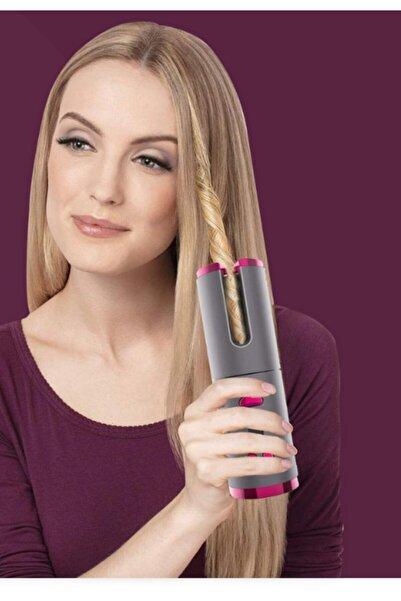 Titanik Saç Şekillendirici - Otomatik Su Dalgası Saç Maşası - Saç Maşası - Dalgalı Saçlar
