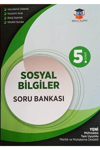 Zeka Küpü Yayınları 5.Sınıf Sosyal Bilgiler Soru Bankası