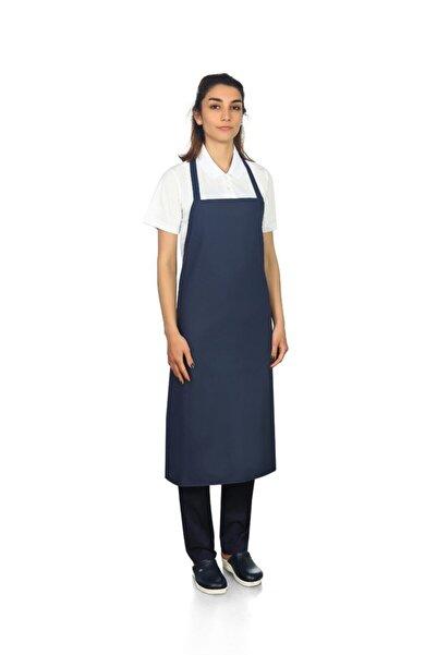 Bayram İş Elbiseleri Lacivert Muşamba Pvc Bulaşık Önlüğü