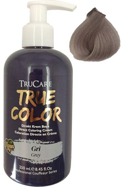 Trucare Vegan Saç Boyası Gri 250 ml