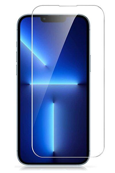 Vertech Iphone 13 Pro Max Uyumlu Ekran Koruyucu 6.7 Inch 9h Clear Nano Esnek Cam Ekran Koruyucu