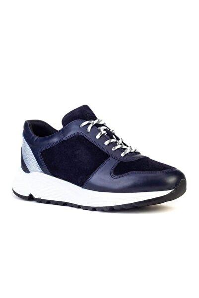 Cabani Ellia Özel Tasarım Kadın Günlük Sneaker 256b1463 Lacivert