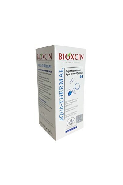 Bioxcin Aqua Thermal Ds Yoğun Kepek Karşıtı Şampuan 200 ml