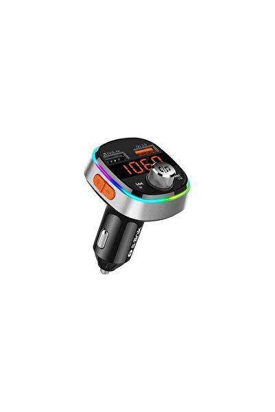 S-LINK Sl-bt235 Rainbow Bluetooth V5.0 Led Ekran Usb+tf Desteği Ç