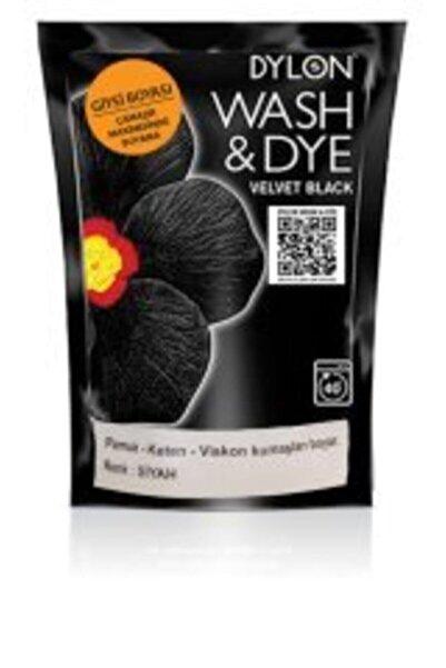 DYLON Kot,kumaş,pantolon,giysi Boyası (siyah)