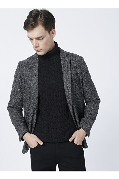 Fabrika Comfort Ceket, 52, Siyah