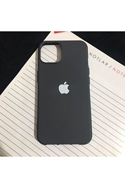 Mislina Iphone 13 Beyaz Logolu Kapak Kılıf