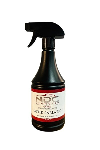 NDC Otomotiv Detailing Products Lastik Parlatıcı