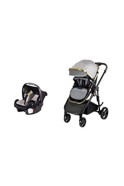 Baby Care BC 410 Elantra Chorome Travel Puset Vizon
