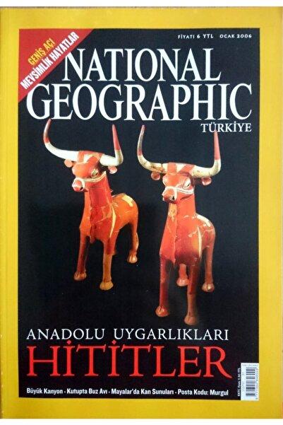 NATIONAL GEOGRAPHIC Türkiye - Aylık Dergi (ocak 2006)