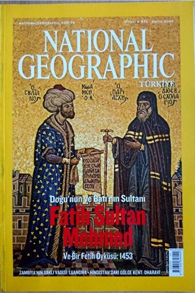NATIONAL GEOGRAPHIC Türkiye - Aylık Dergi (mayıs 2007)