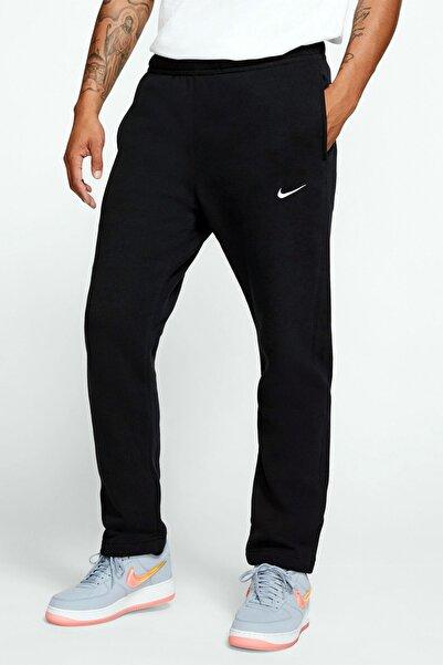 Nike Erkek Eşofman Altı Kışlık Bol Kesimli Siyah - Club Fleece Sweatpants Men's Black 826424-010