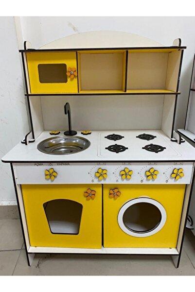 bahadır grup Ahşap Oyun Mutfak Set