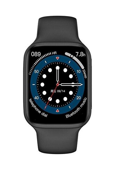 SmartWatch Akıllı Saat Watch 6 Plus Son Sürüm Tüm Özellikler Aktif Apple Iphone 11, 11 Pro Uyumlu