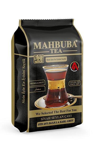 ELDEST Mahbuba Tea Earl Grey Kaçak Çayı Ceylon ( Seylan ) Bergamot Aromalı Siyah Çay 200gr