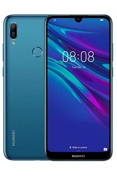 Huawei Y6 Prime Uyumlu 2019 2gb+32gb Mavi Cep Telefonu (ithalatçı Garantili)