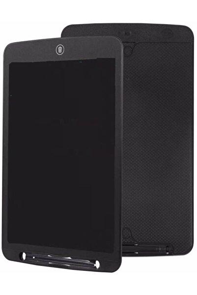 SolinpaTech Siyah 8,5 inç Mıknatıslı Digital Kalemli LCD Çizim Yazı Tahtası Grafik Not Yazma Eğitim Tableti