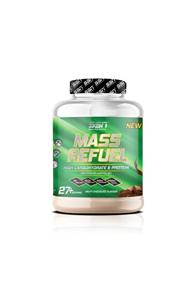 SSN Sports Style Nutrition Ssn Mass Refuel Palatinose 3000 Gr