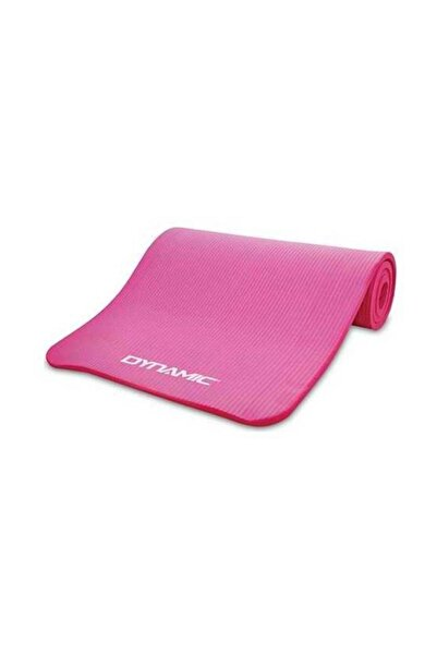Dynamic Nbr 1 Cm  Deluxe Foam Pilates Minderi & Yoga Mat-fuşya