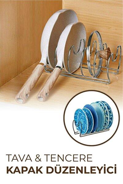 PD-Home Tava Ve Tencere Kapağı Düzenleyici