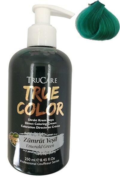 Trucare Vegan Saç Boyası Zümrüt Yeşili 250 ml