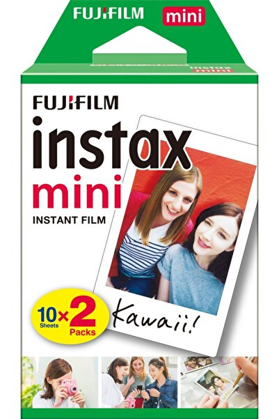 Fujifilm Instax Mini 20'li Film