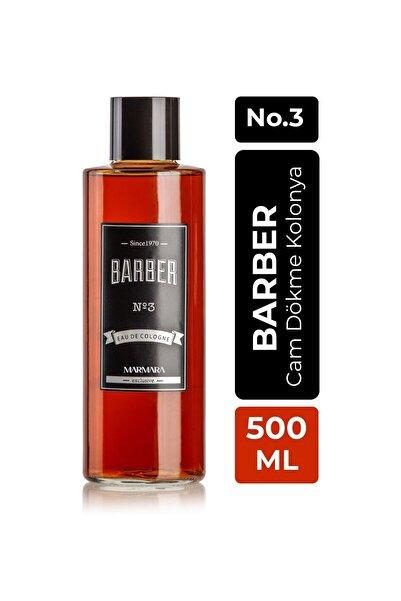 Barber No.3 Kolonya 500 ml