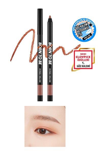 Missha 30 Saat Dayanıklı, Akma Yapmayan,kalemtraşlı Jel Göz Kalemi Eye Pencil Well Done (coral