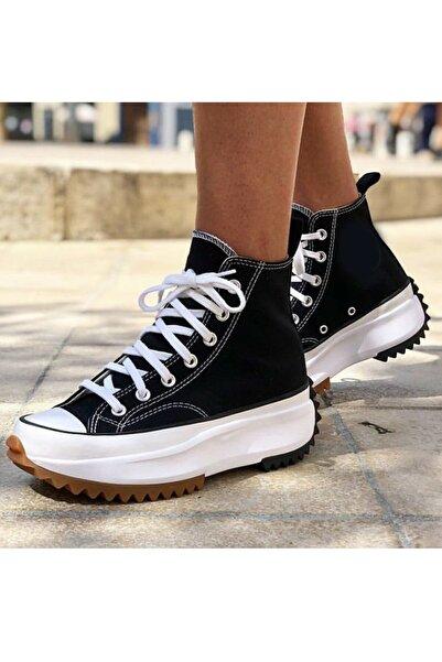 Art's Fashion Canvas Run Star Sneaker Ayakkabı