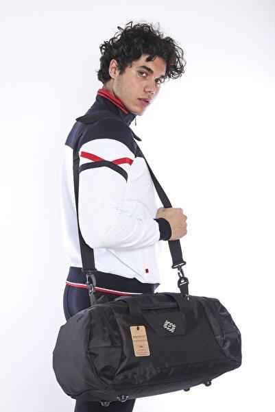 Escetic Siyah Spor Çanta, Spor, Fitness, Seyahat
