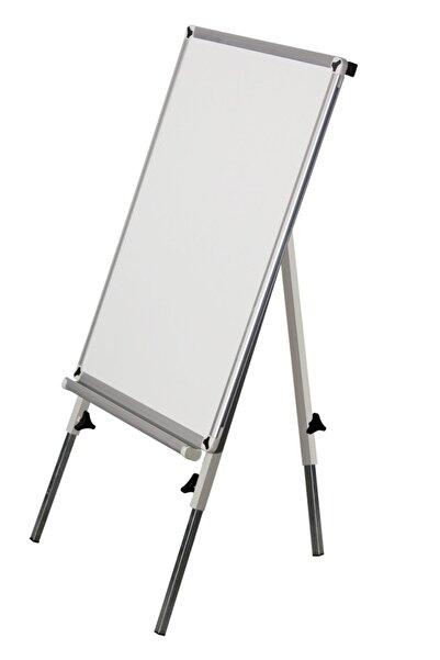 SECRON 50x70 Cm Ayarlanabilir Ayaklı Laminat Beyaz Yazı Tahtası